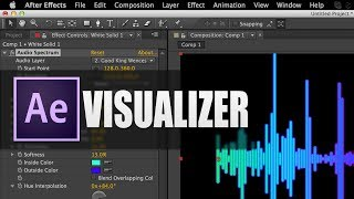 Gambar cover How to Create Music Visualizers - After Effects Tutorial