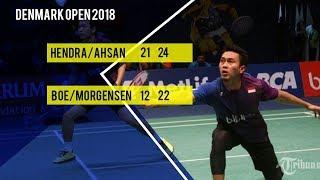 Ahsan/Hendra Kalahkan Wakil Tuan Rumah Mathias Boe dan Cartens Morgensen
