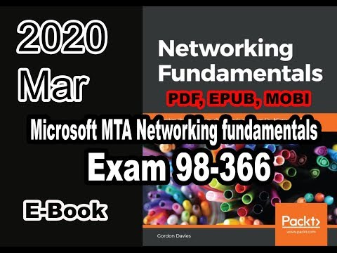 microsoft MTA networking fundamentals | exam 98-366 @RD WITH ...