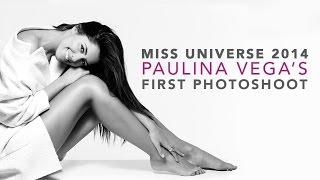 Paulina Vega Dieppa Miss Universe 2014 latest Fadil Berisha Photoshoot