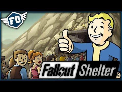 VAULT 666 - Fallout Shelter [Mobilní Hra]