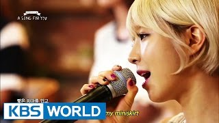 Global Request Show : A Song For You 3 - 짧은 치마 | Miniskirt by AOA