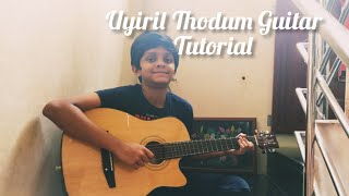 Uyiril Thodum (kumbalangi Nights) Guitar Tutorial