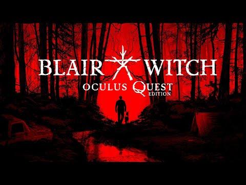 Oculus Quest Edition - Announcement Trailer de Blair Witch