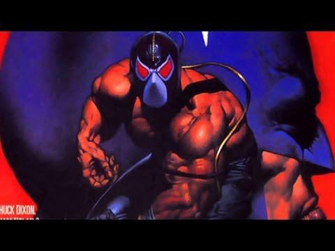 Historie komiksových postav #3: Bane