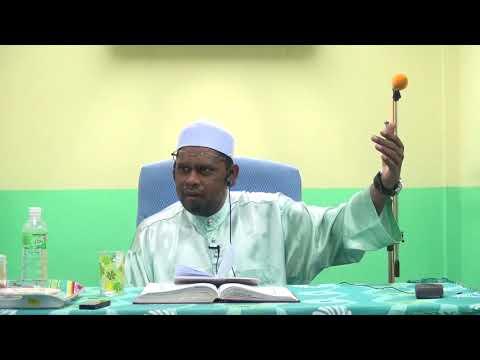 [26-08-2017]-Ustaz Halim Hassan-50 Hadith berkaitan Ilmu dan Amal