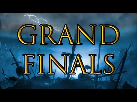 Four hours of madness! Age of Empires 3 FINALS [