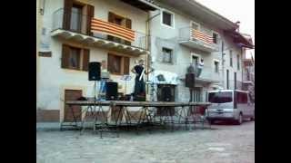preview picture of video 'Pregó festa major 2012 Gósol'