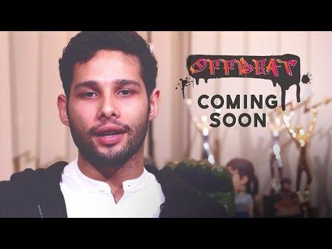 Offbeat   Original Music Series   Teaser   Siddhant Chaturvedi   The Zoom Studios