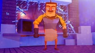 Minecraft   Hello Neighbor - HE SECRETLY STEALS FROM ME! (Hello Neighbor in Minecraft)