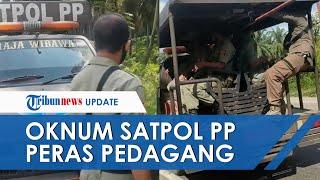 Oknum Satpol PP di Aceh Diduga Lakukan Pemerasan ke Pedagang, Polisi akan Dalami Video yang Beredar