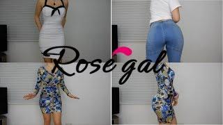 Rosegal Spring Try On Haul - Vantoee