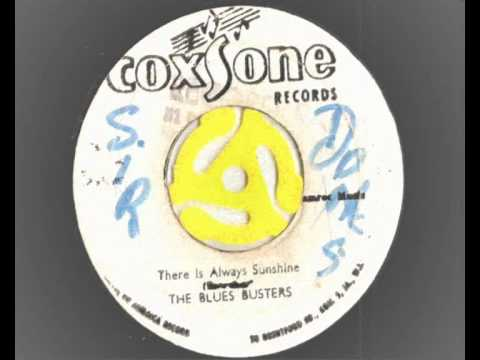 the blues busters – you had it all wrong & there is always sunshine – coxsone rcords