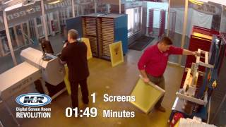 ECO-RINSE Automatic Screen Rinsing System - Product Video #2