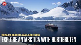 Hurtigruten: Antarctica cruises