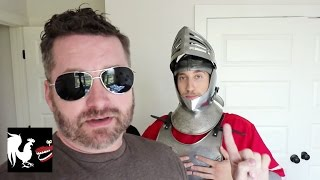 Burnie's Vlog At The Grocery Store   Rooster Teeth