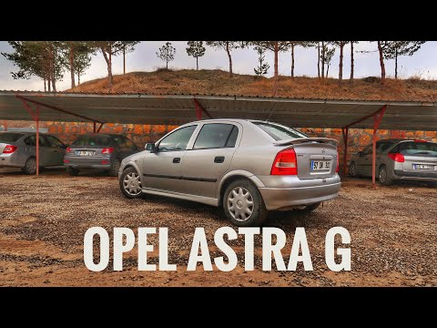 Opel ASTRA G İnceleme Test
