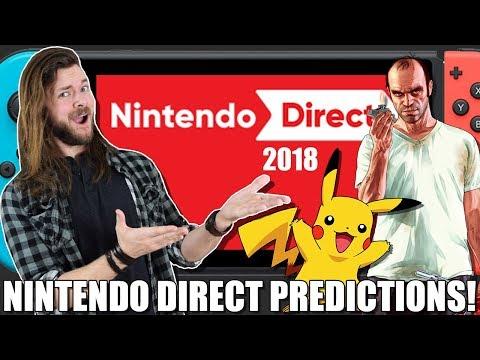 ALL Upcoming Nintendo Direct Predictions, Theories & Rumors!