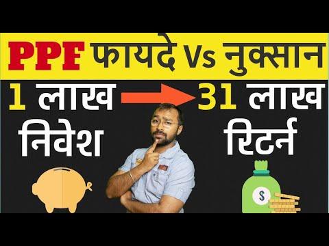 PPF (Public Provident Fund) में INVEST क्यों करें ? Financial Advice
