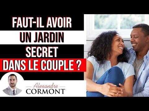 Est-ce une bonne idée d'avoir un jardin secret dans son couple ?