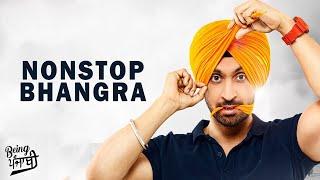 Punjabi Mashup - DJ Hans | Non Stop Bhangra Songs | Latest