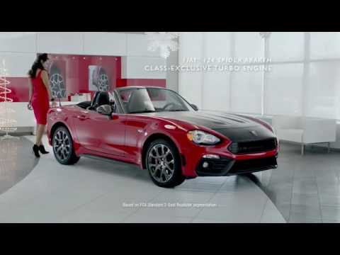 Fiat Commercial (2016 - 2017) (Television Commercial)