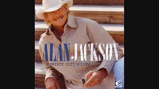 Alan Jackson - Buicks to the Moon (Audio)