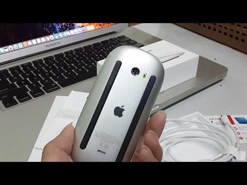 Hướng dẫn sử dụng chuột apple magic mouse 2