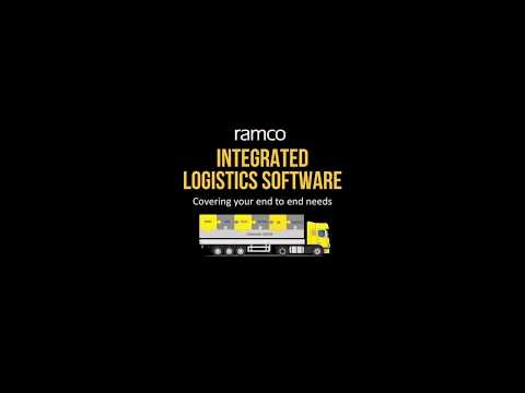 Ramco Logistics: WMS - Inbound Yard Parking