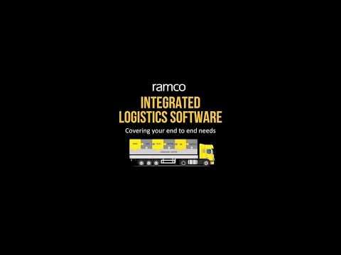 Ramco Logistics: WMS - Inbound Yard Parking