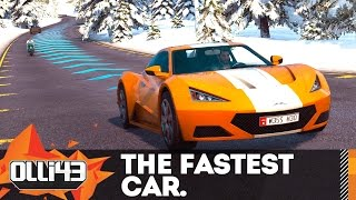 Just Cause 3 : THE SEARCH FOR THE FASTEST CAR