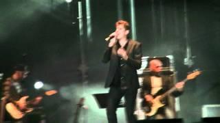 Danza Invisible - Sin Aliento. Lima 12-11-2011. Pop Tour Exitos 90´S