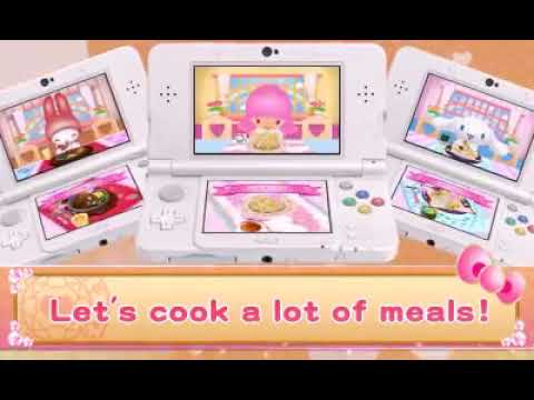 Видео № 0 из игры Hello Kitty and the Arpon of Magic: Rhythm Cooking [3DS]