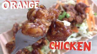 Orange Chicken / The Panda Express Original Orange Chicken / How to Cook Easy Orange Chicken