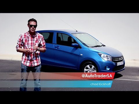 Suzuki Celerio 1.0 GL 5MT Video Review