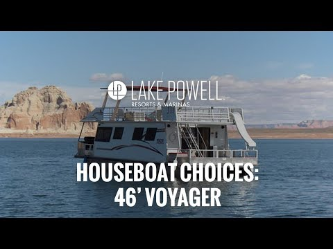 46' Voyager Class Houseboat
