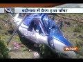 Uttarakhand: Engineer killed, two pilots injured in helicopter crash in Badrinath
