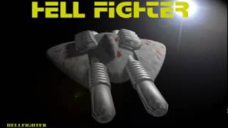 DOS Game Hell Fighter