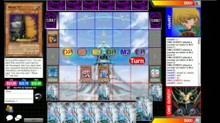 Yugi Commentated #11 - OMG GORZ!!! [Spellbook] vs rolo007 [Maxx C]