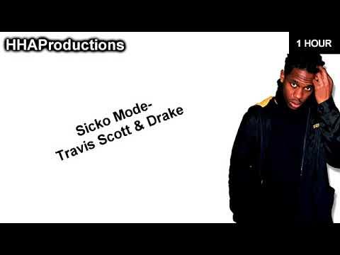 Travis Scott - SICKO MODE ft. Drake (1 Hour)