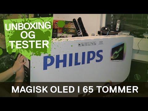 Philips 65OLED873 - En magisk opplevelse!