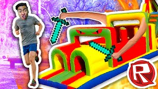 HARDEST OBSTACLE COURSE EVER! | Roblox