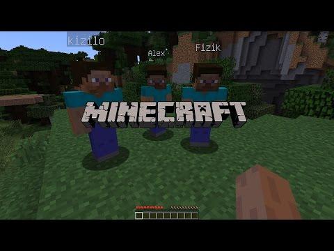 Minecraft Coop с друзьями: Серия 1 Неплохое начало
