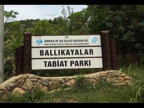 Ballıkayalar Tabiat Parkı Gezi