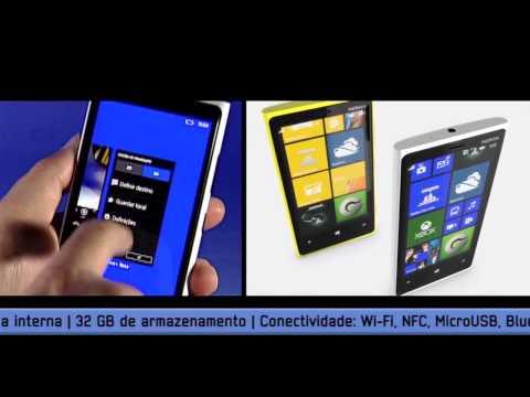 Nokia 920 VS Samsung ATIV S
