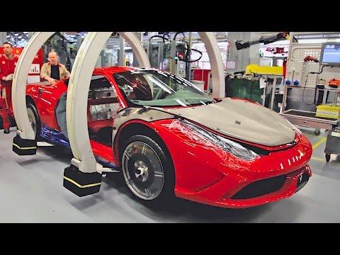 Ferrari Üretim Fabrikası