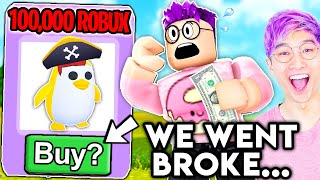 Can You Afford These CRAZY PET ACCESSORIES In This ROBLOX GAME!? (ADOPT ME)