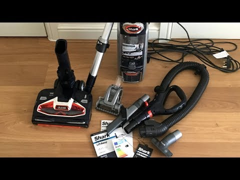 Shark Powered Lift Away Duo Clean NV800UKT Vacuum Cleaner Review