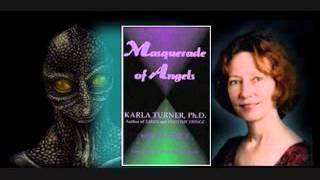 """Masquerade of Angels"" Dr. Karla Turner - Audiobook (read by Bridget) ufo alien abduction greys et"