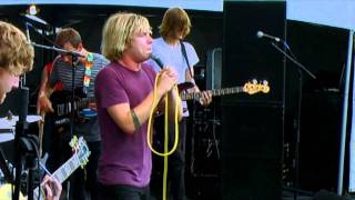 Cage The Elephant LIVE: Aberdeen (with The Girl That Inspired It In The Front Row)